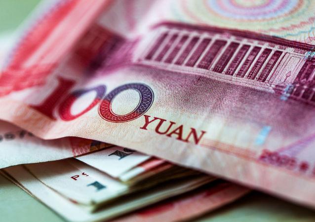Čínský juan