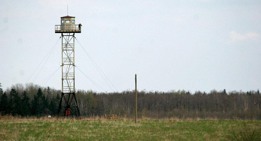 Hranice mezi Ruskem a Lotyšskem