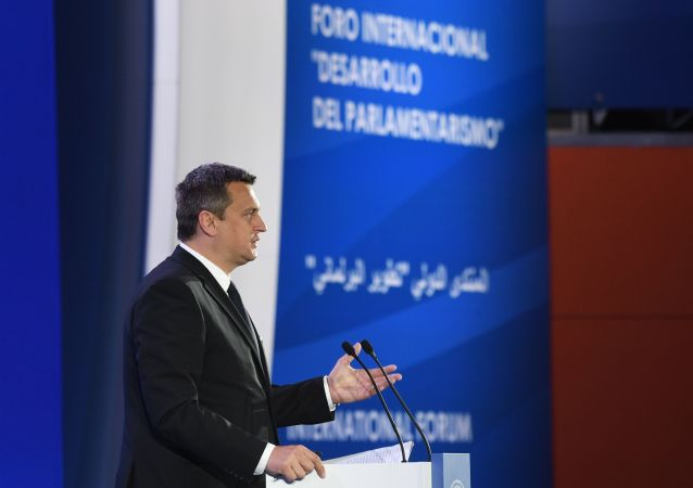 Předseda NR SR Andrej Danko
