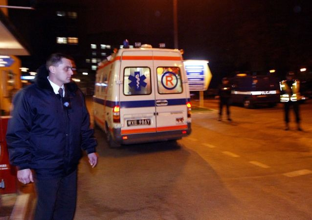 Ambulance v Polsku
