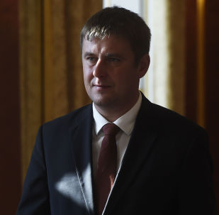 ministr zahraničí Tomáš Petříček (ČSSD)