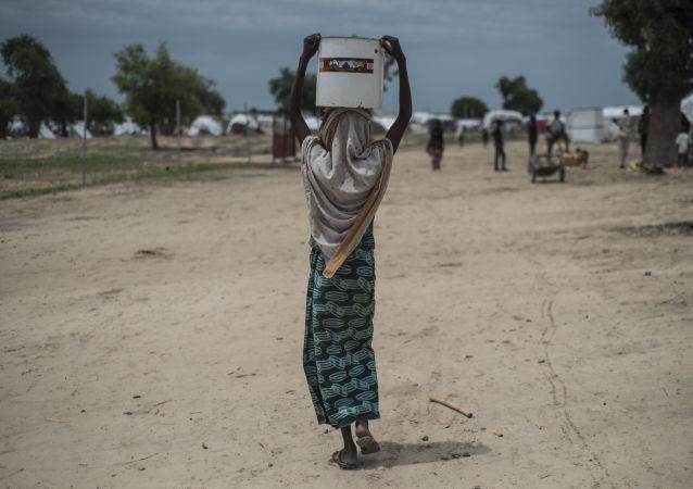 Rann, Nigérie. Ilustrační foto