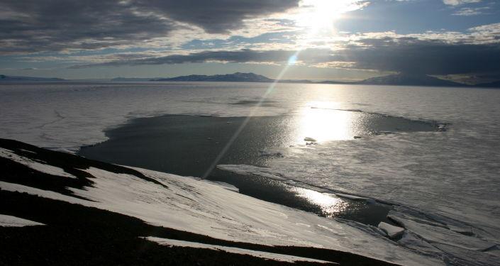 Tání ledů v Antarktidě