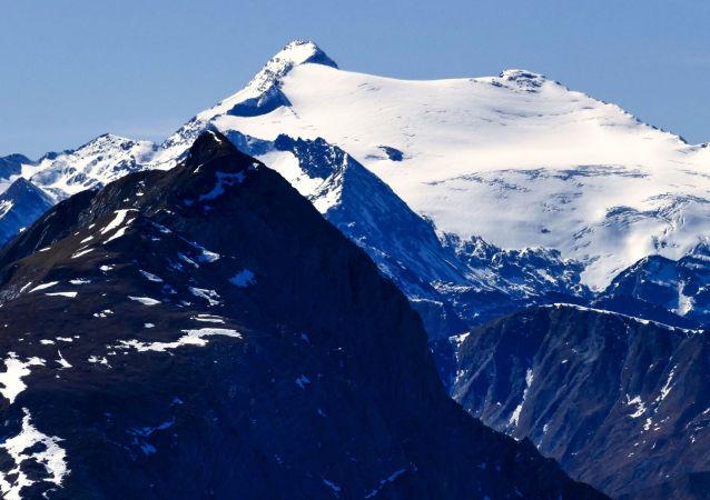Hora Ankogel v Rakousku