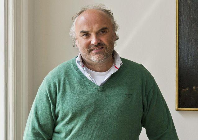Jiří Fajt je generální ředitel Národní galerie.