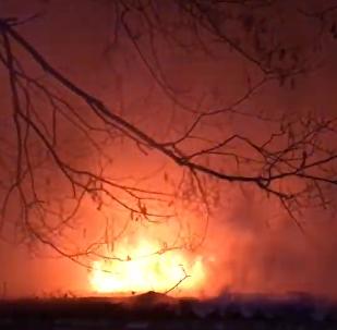 Kvůli požáru na pražském Strahově byl vyhlášen II. stupeň požárního poplachu