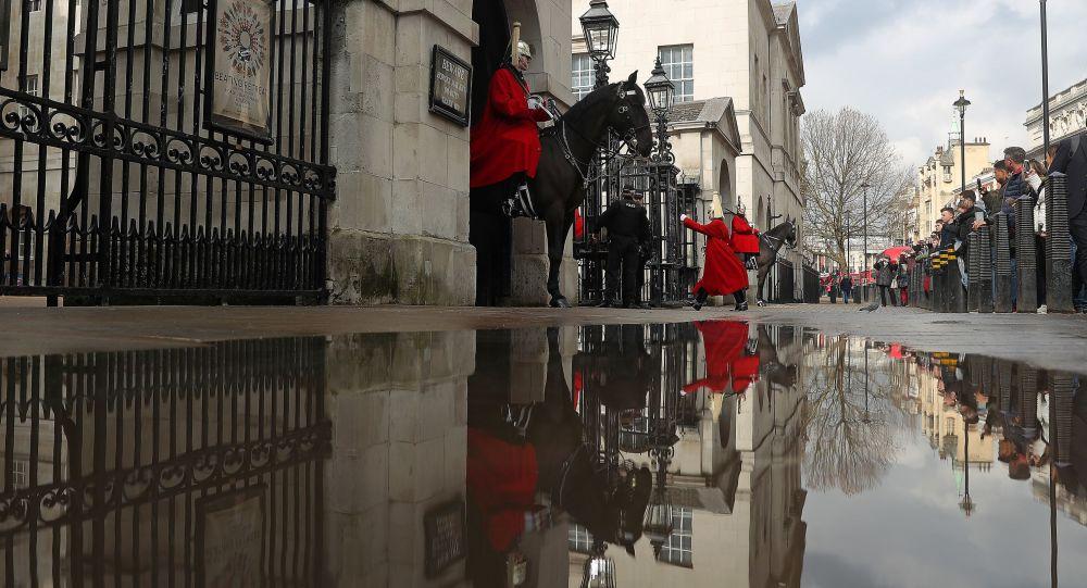 Britská královská garda