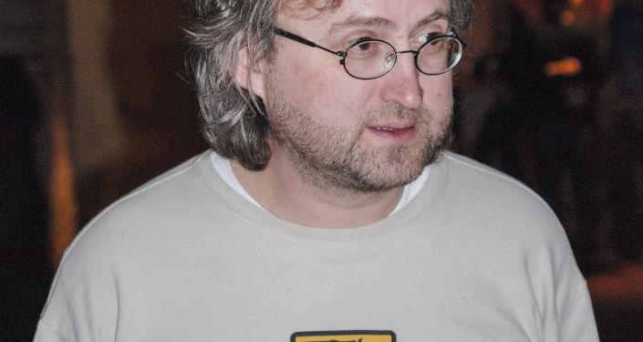 Český režisér Jan Hřebejk