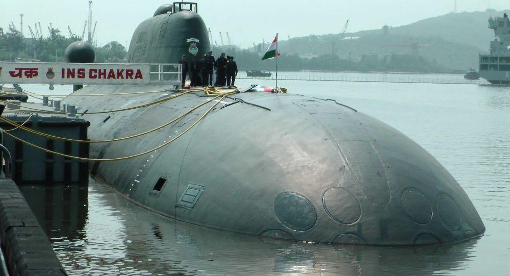 Indii podezřívají, že pustila americké vojáky na ruskou ponorku