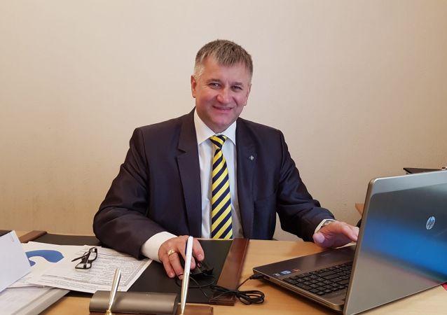 Prezident slovenského ICOCRIMu Jozef Zaťko
