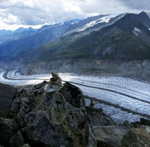Alpy. Ilustrační foto