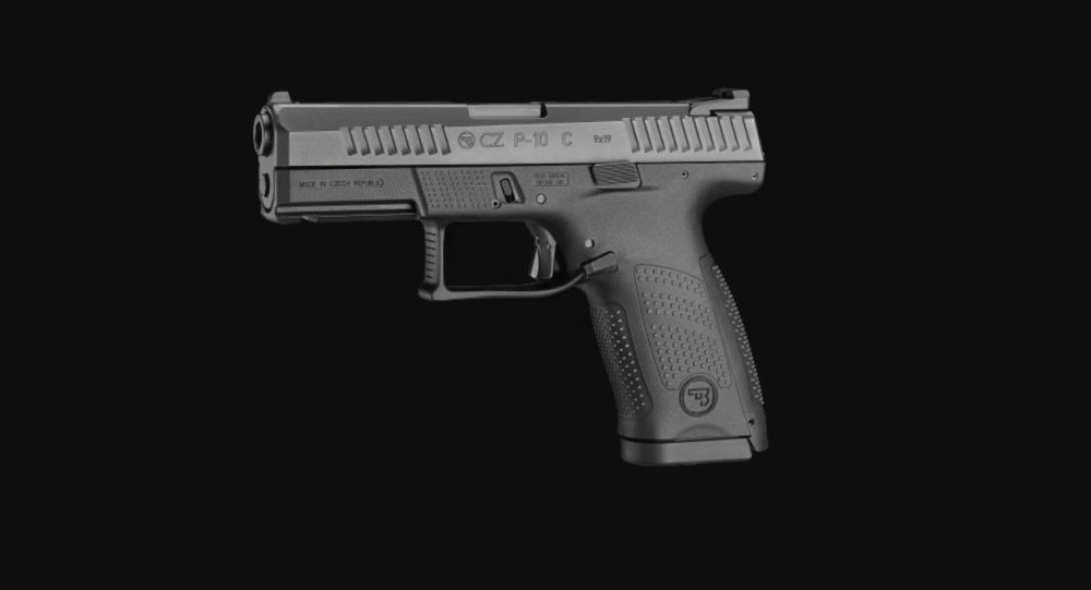Česká pistole CZ P-10 C