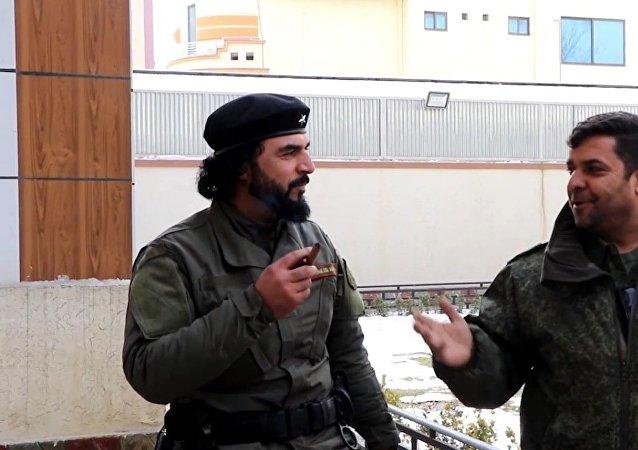Afghánský Che Guevara