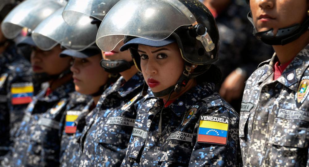 Policisté ve Venezuele