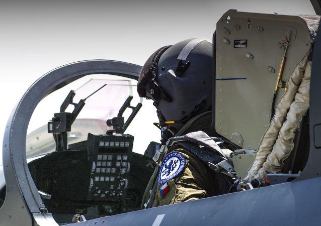 Český vojenský pilot