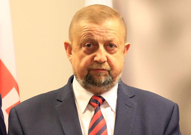 Soudce Nejvyššího soudu SR a kandidát Štefan Harabin