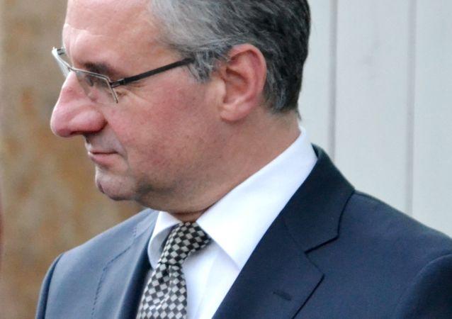 Jan Zahradil, poslanec v Parlamentu EU za ČR
