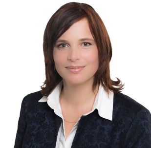 Veronika Remišová, poslankyně NR SR za stranu OĽaNO