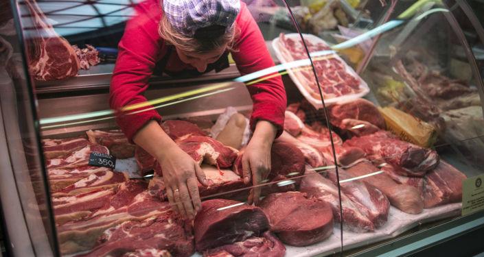 Prodej masa v Moskvě