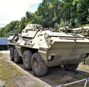 Transportér OT-64 ZUBR SKOT