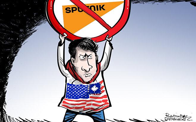 Co se stává, když Sputnik mluví o tom, o čem ostatní mlčí?