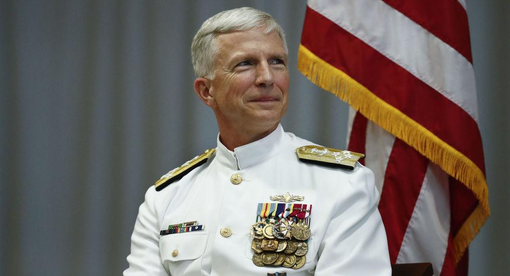 admirál Craig S. Faller