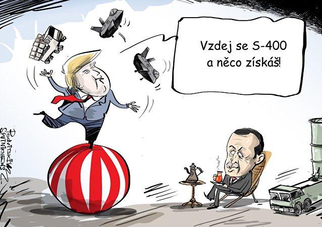 Kupuj americké, nebo čekej na sankce!