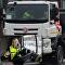 Slovenská hasička brilantně zvládla krizovou situaci za volantem