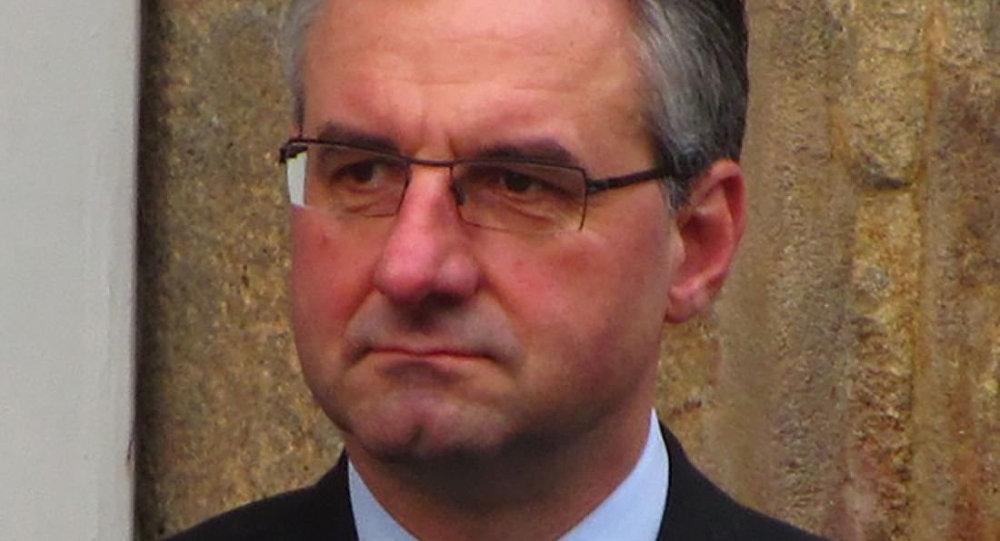 Jan Zahradil, ODS.