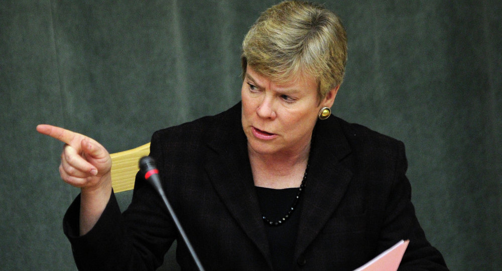 Náměstkyně generálního tajemníka NATO Rose Gottemoellerová