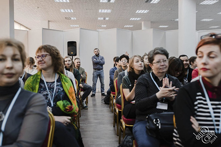 CampCamp 2018 v Jerevanu školící profesionální revolucionáře