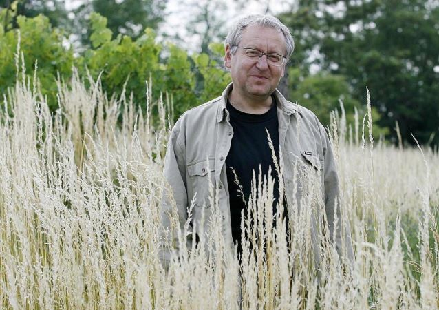Geolog a klimatolog Václav Cílek
