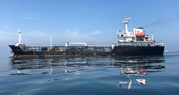 Tanker ve Venezuele