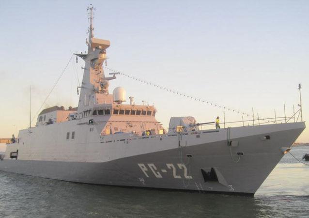 Hlídková loď venezuelského námořnictva