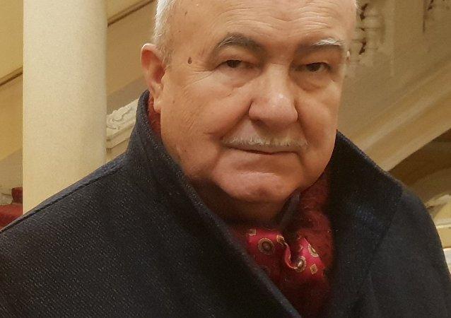 Předseda strany Rozumných Petr Hannig