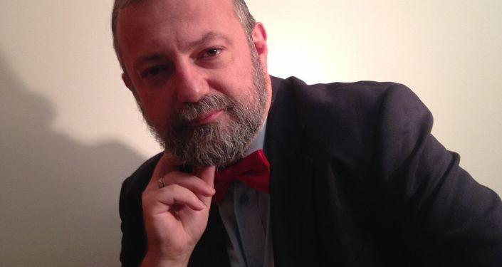 Český velvyslanec ve Spojených států Hynek Kmoníček