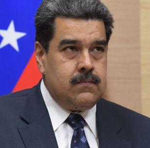 Prezident Venezuely Nicolás Maduro