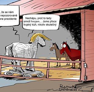 Americký trojský kůň