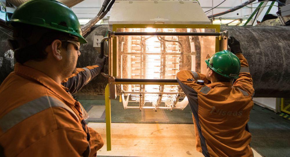 Stavba Severního proudu 2