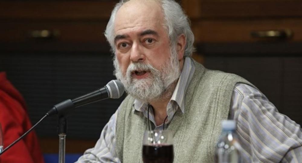 Český expert Jan Schneider