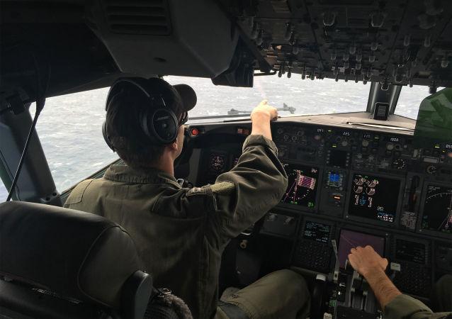 Hlídkové protilodní letadlo USA Boeing P-8A Poseidon