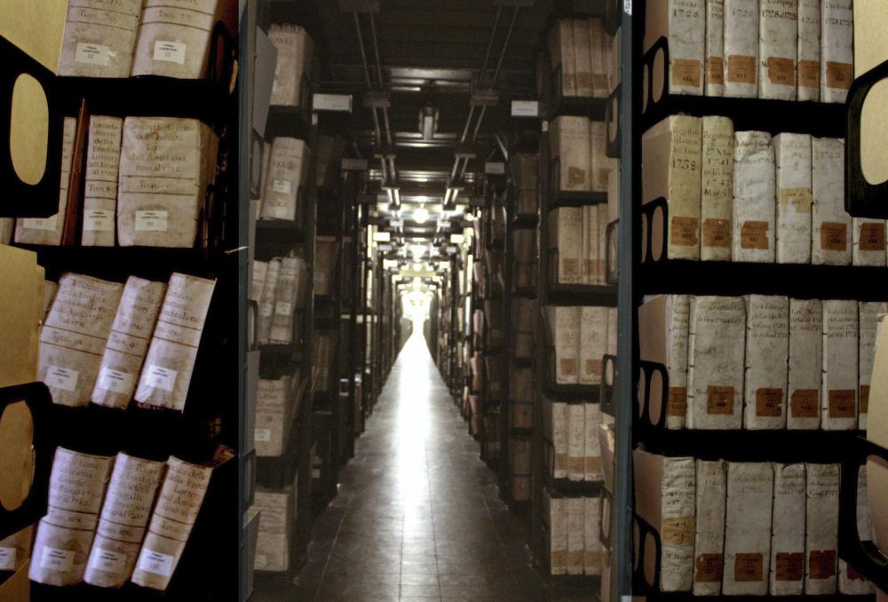 Vatikánský tajný archiv
