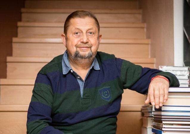 Slovenský soudce a prezidentský kandidát Štefan Harabin