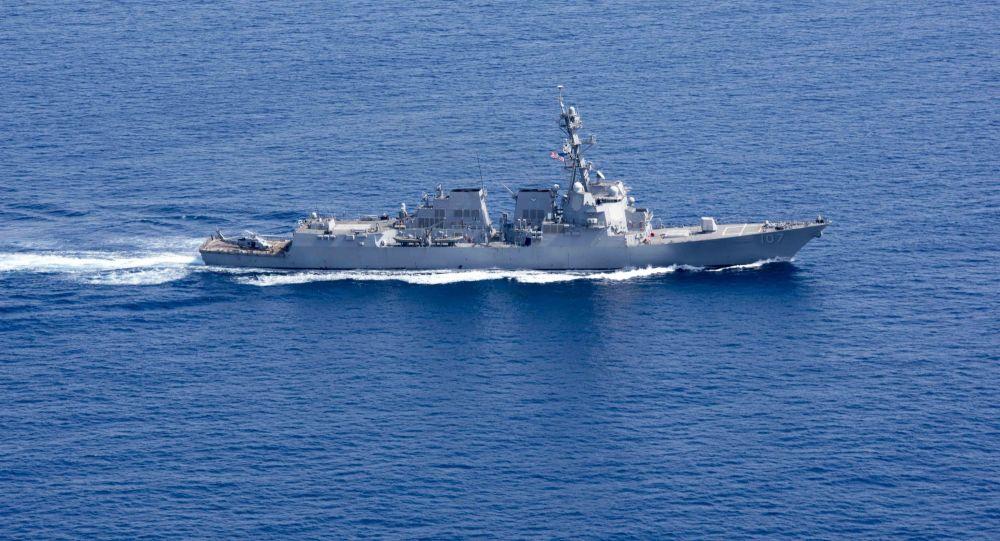 Raketový torpédoborec amerického námořnictva Gravely (USS Gravely, DDG-107)