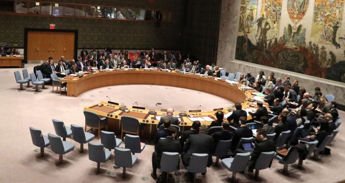 Zasedání Rady bezpečnosti OSN o Venezuele