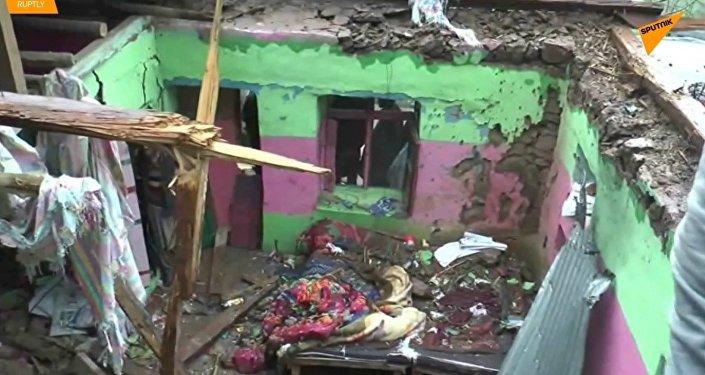 V Indii byla zabita matka a dvě děti po ostřelování v Kašmíru