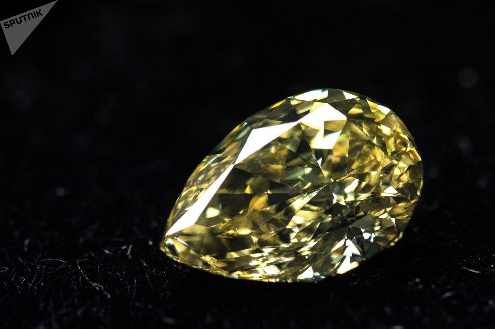 Diamanty společnosti Alrosa