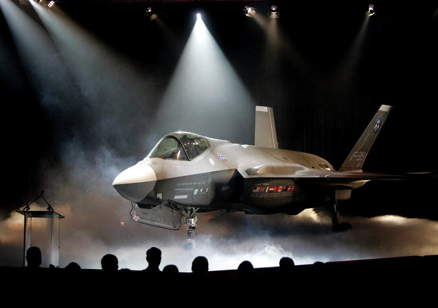Lockheed Martin F-35 Joint Strike Fighter