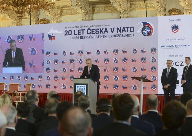 20 let Česka v NATO