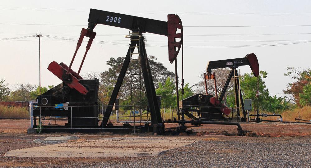 Těžba ropy ve Venezuele